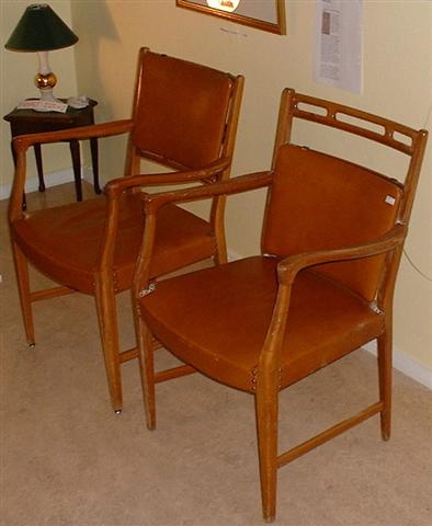 Carl Malmsten chairs SOLD