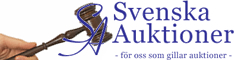 Link to Swedish auctions webcatalogue
